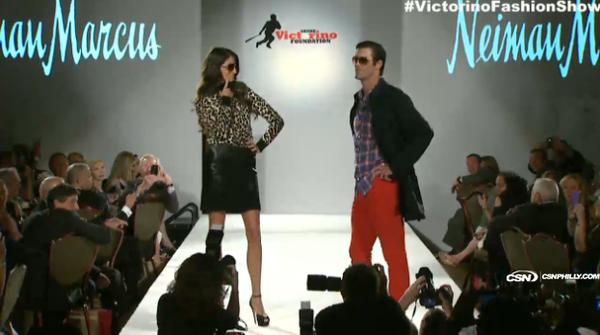 Shane Victorino Foundation All-Star Celebrity Fashion Show ...