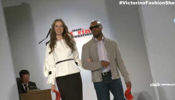 HughE Dillon: Shane Victorino Foundation Fashion Show