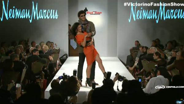 Shane Victorino Foundation All-Star Celebrity Fashion Show