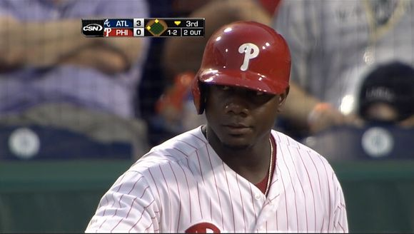 $269 Million Bench: Cole Hamels, Ryan Howard Sit