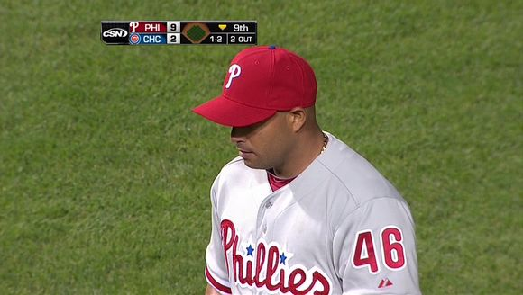 First Phillies Player Casualty: Raul Valdes