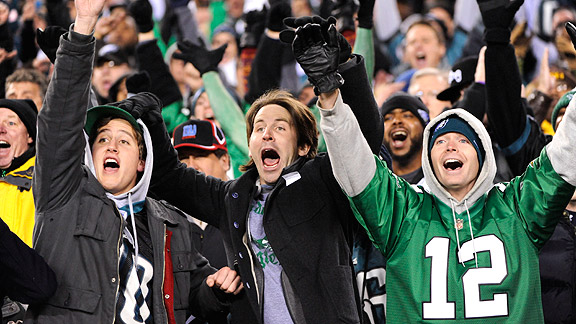 Philly Eagles Fans Eagles Fans