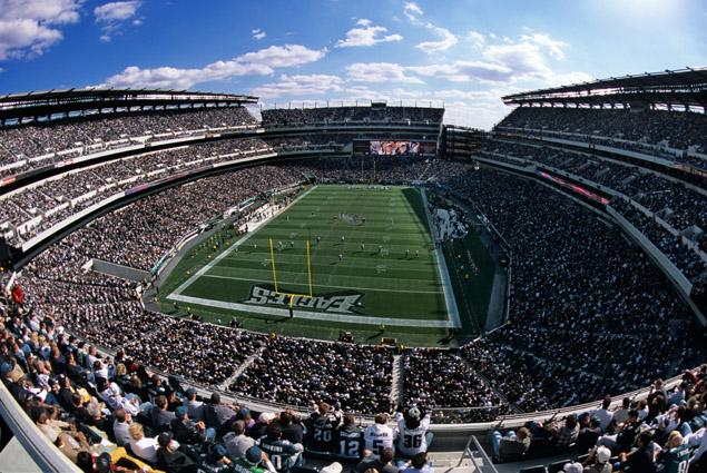 Lincoln Financial Field Super Bowl