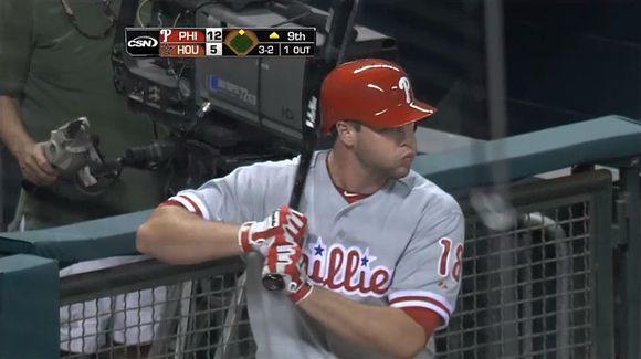Darin Ruf Latest Phillies Player To Be Injured