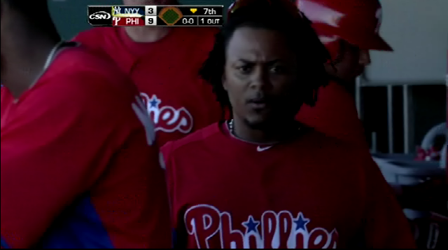 Phillies Farce: Why is Michael Martinez in Major League