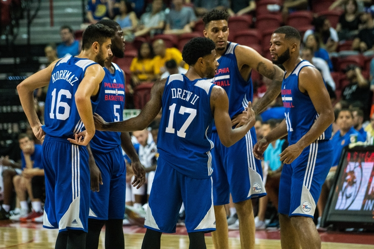 Sixers take on Spurs in second Las Vegas game - Sports Talk