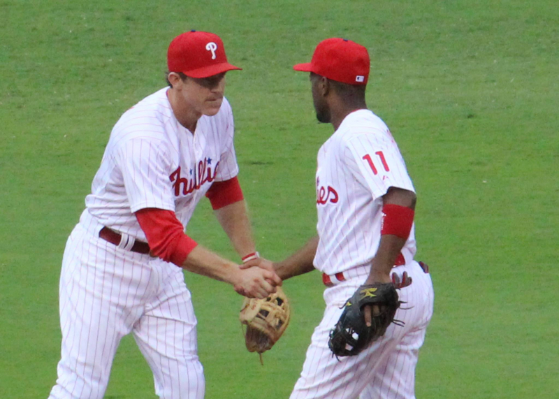 Utley and Rollins