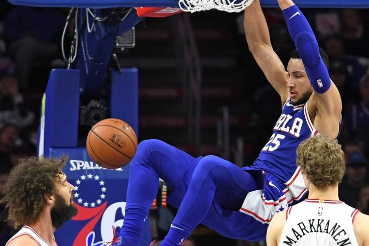 Sixers return to action against the Bulls - Sports Talk
