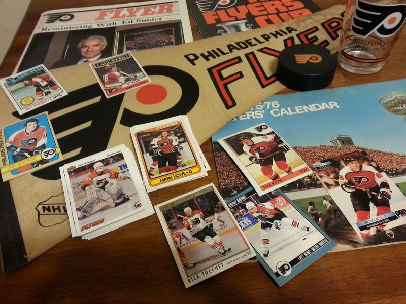 Flyers history
