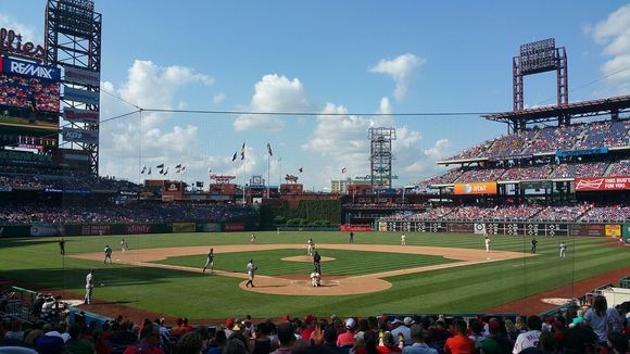 Harang strong, bullpen and bats not as Rockies down Phillies