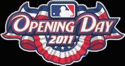 Opening day logo 2011