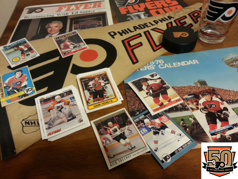 Flyers history 50