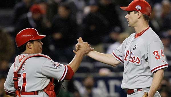 Cliff lee world series