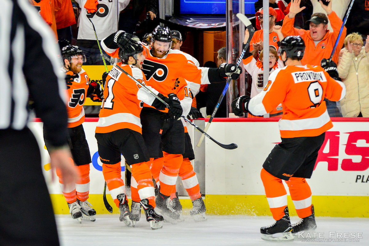 Couturier s OT Winner Caps Flyers Comeback Win Over Toronto - Sports ... 364e78dba