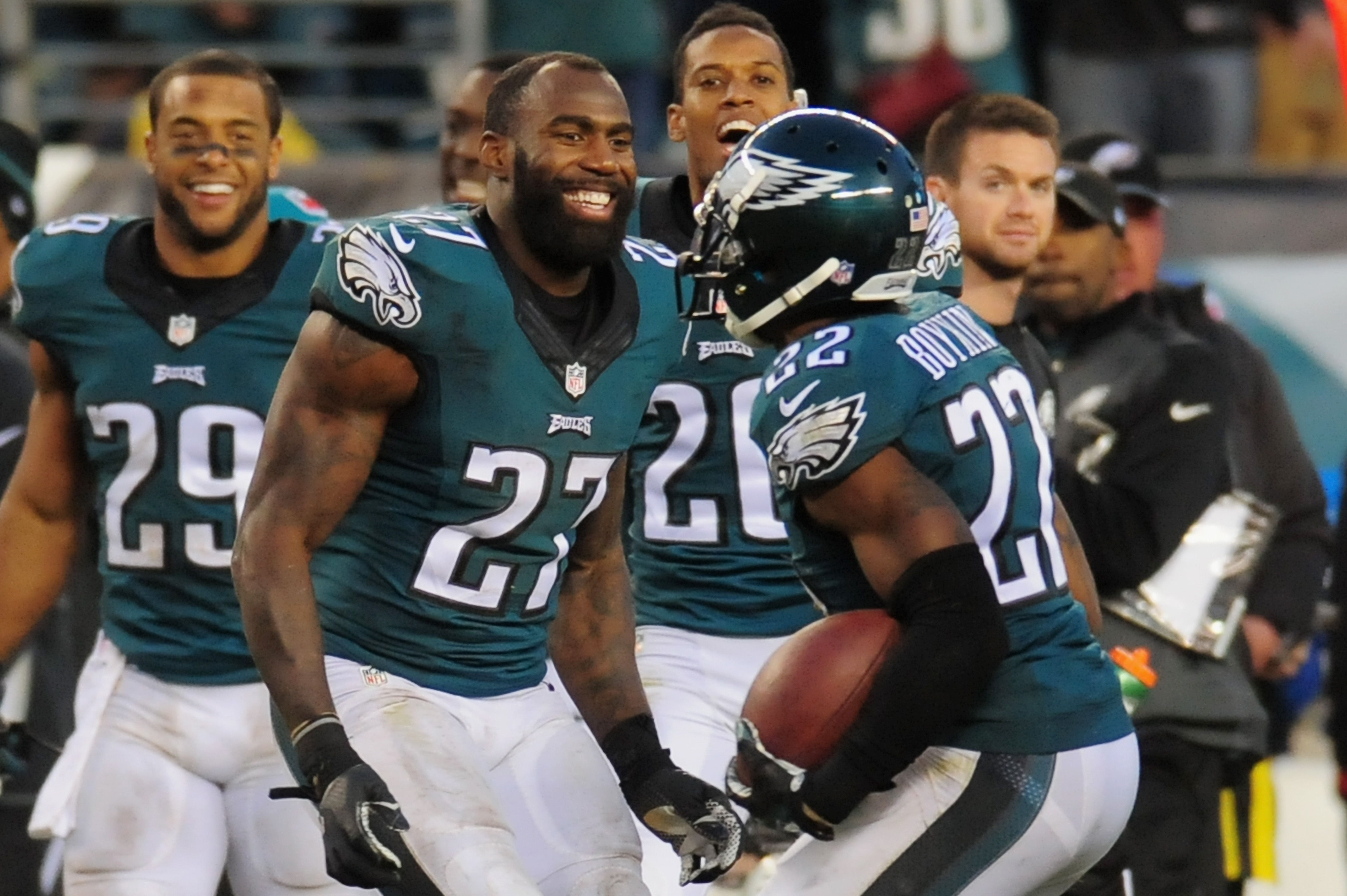a212710ec PHILADELPHIA — The next time Eaglessafety Malcolm Jenkins and his teammates  take the field this Sunday at Lincoln Financial Field