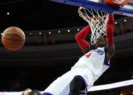 Sixers to sit out Nerlens Noel