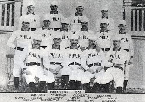 1889 Phillies