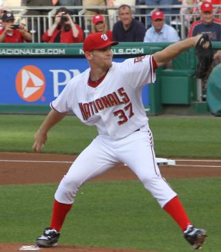 Stephen_Strasburg_MLB_debut
