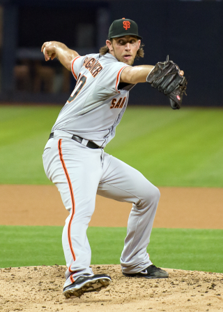 Madison_Bumgarner_on_September_3 _2013