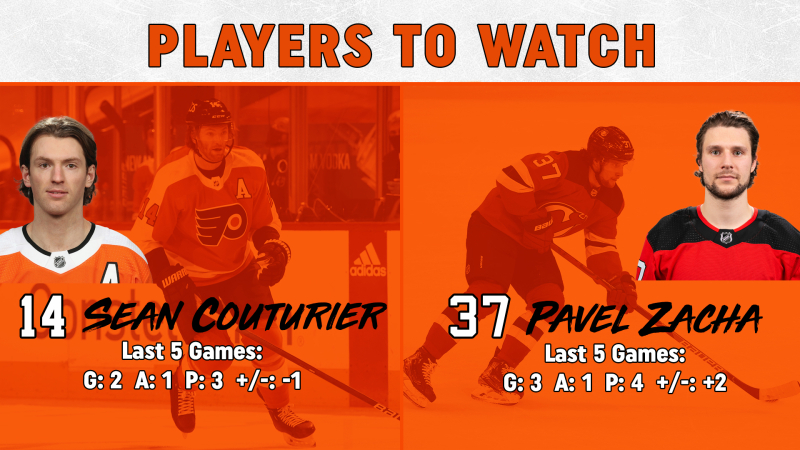 Players To Watch 5-10