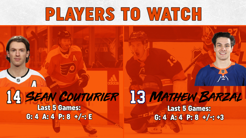 Players To Watch 4-3